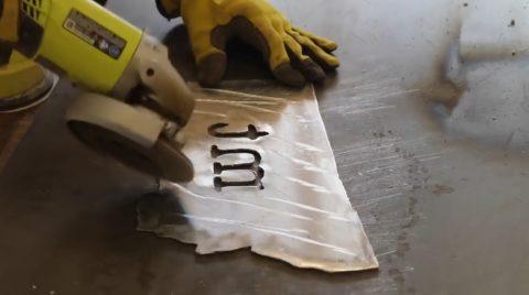 Улучшаем сцепку металла с бетоном