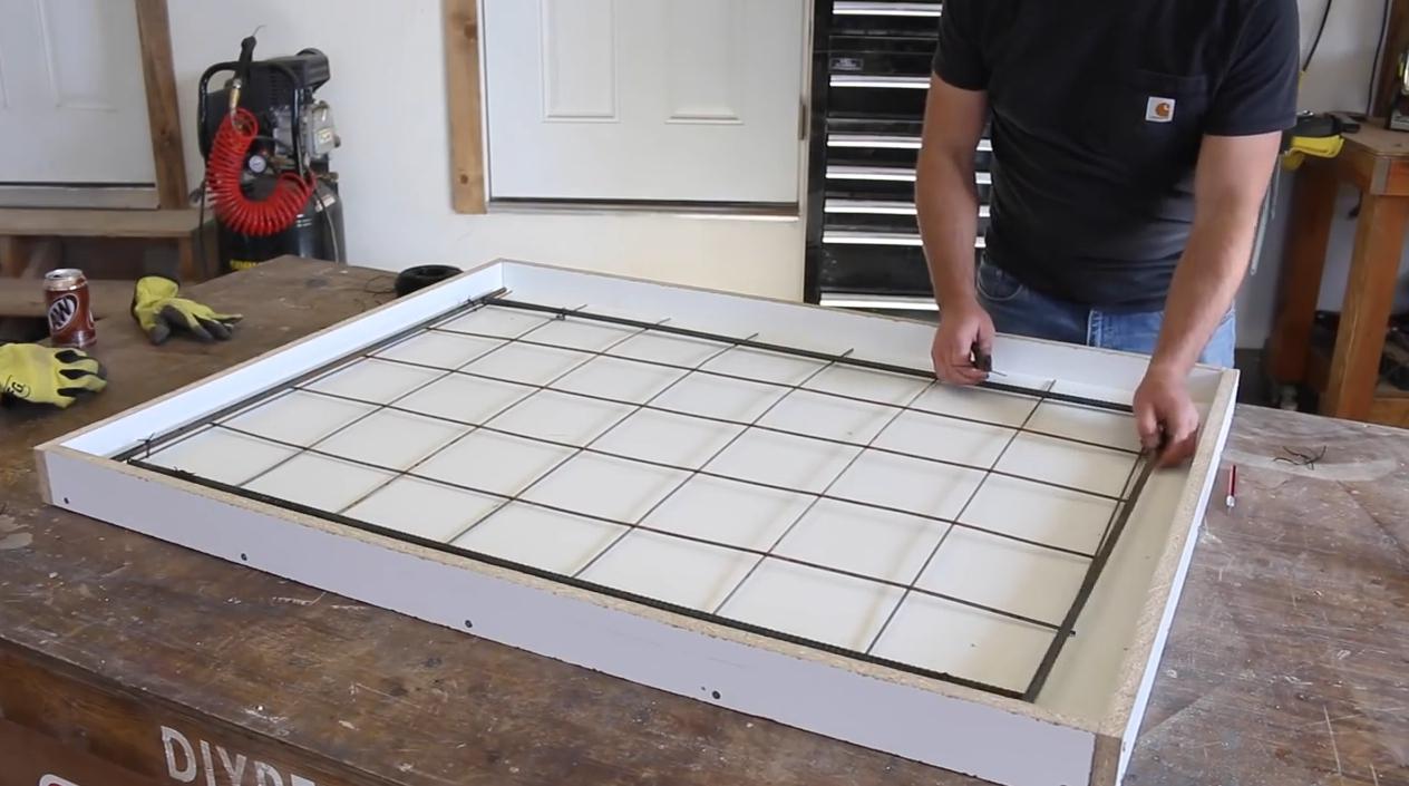 Усиление бетона арматурой купить бетон рязань