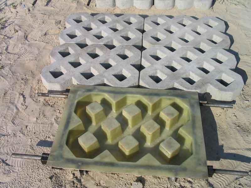 Формы изделий из бетона купить известково цементный раствор для механизированной штукатурки