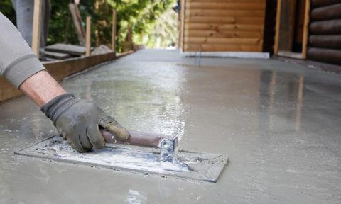 Как залить крыльцо из бетона с идеальной поверхностью