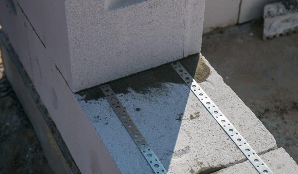 Армирование ячеистого бетона что такое поризованный керамзитобетон