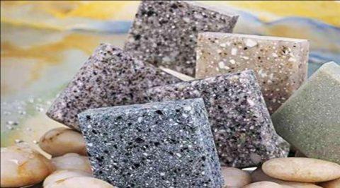 Материалы на полимерных вяжущих