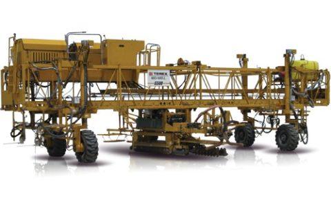 Модель Terex Bid-Well 6500