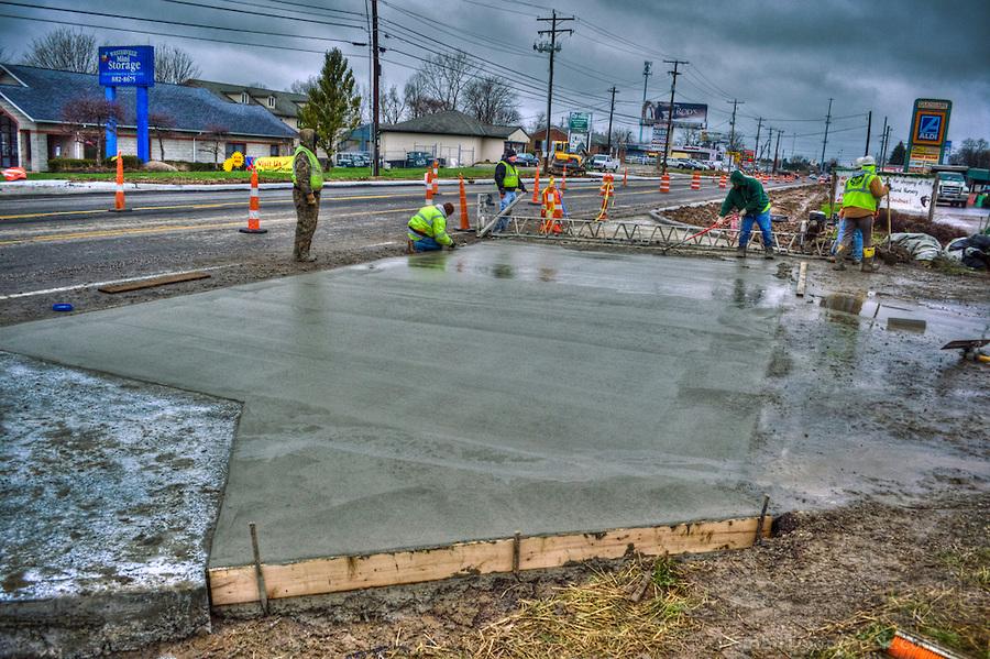 Цементный раствор в дождь вакансии ижевск завод ячеистого бетона