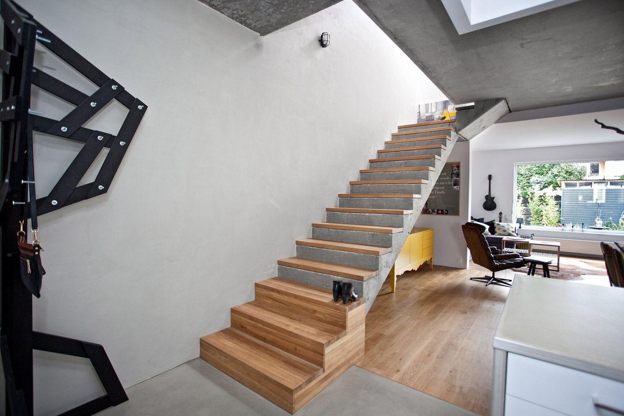 Как сделать лестницу железобетонную фото 968