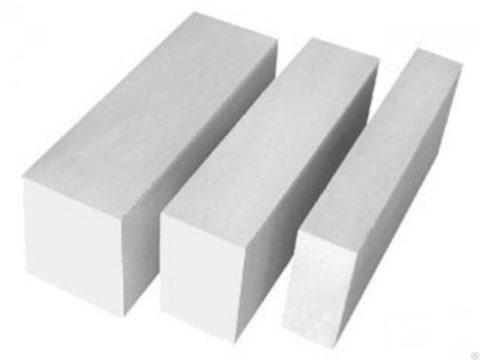 Чем больше толщина блока, тем устойчивее перегородка