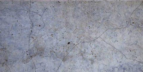 Даже если трещины микроскопические заделка бетонного пола все равно должна производиться