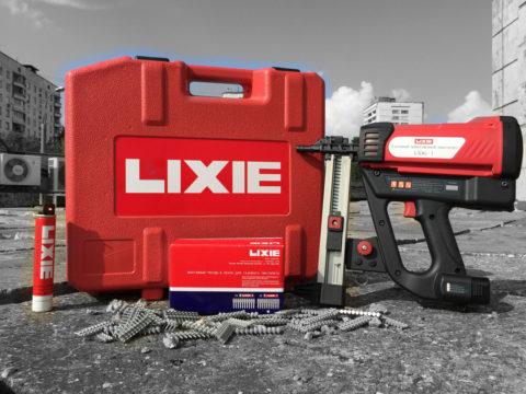 Газовые монтажные пистолеты по бетону и металлу