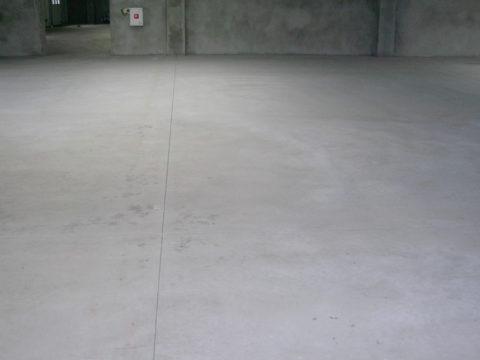 Идеальная бетонная поверхность