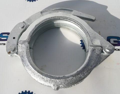 Инвентарный хомут бетоновода обеспечит безопасность соединения