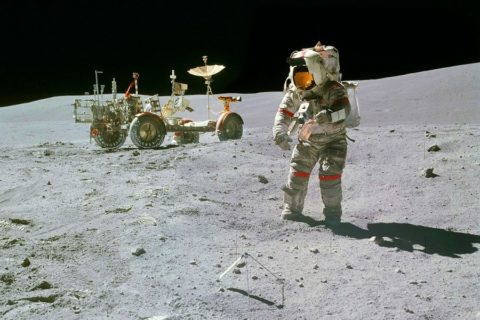 Исследование лунного грунта