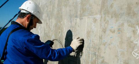 Исследование прочности бетона