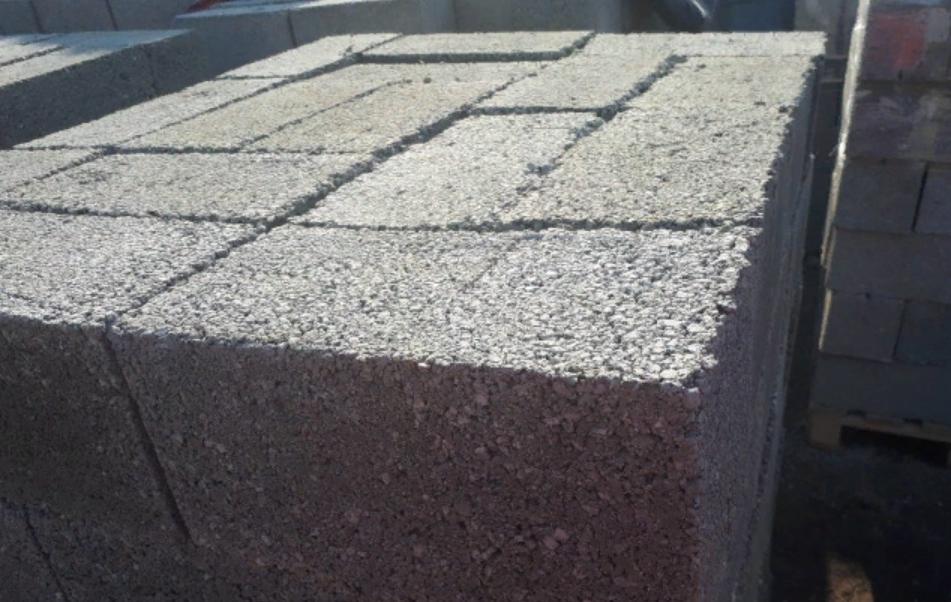 бетонные блоки 20х20х40 для фундамента купить