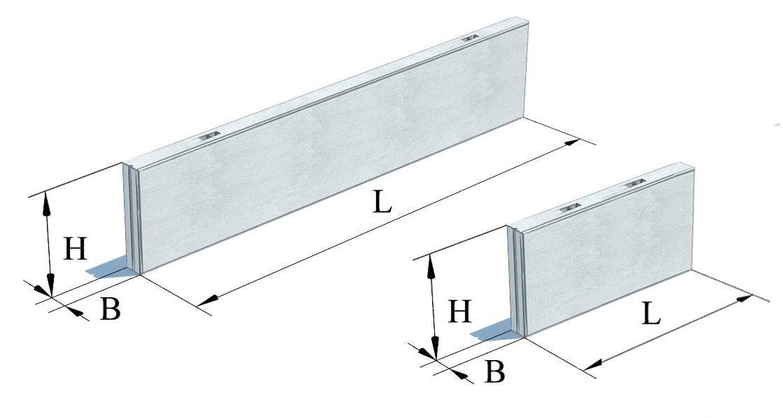Наружные стеновые панели из керамзитобетона размеры купить бетон на авито курск