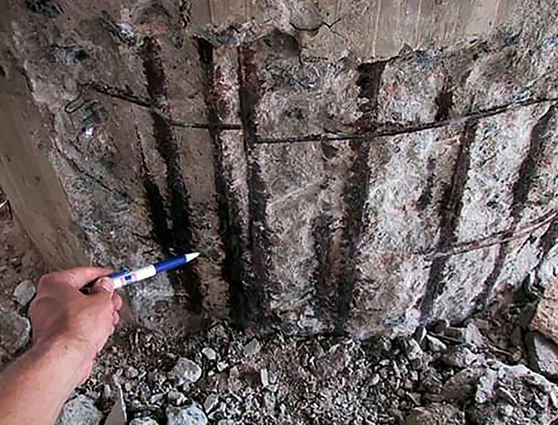 Сульфатостойкий бетон это гравировка на бетоне