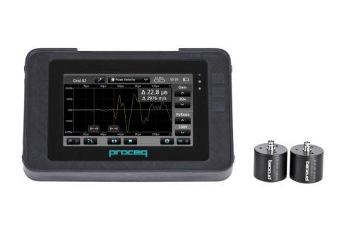 Ультразвуковой прибор для определения прочности бетона Pundit PL-200