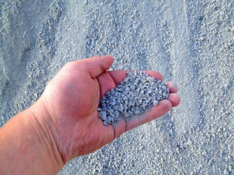 Дробленый песок может стать прекрасной альтернативой речному