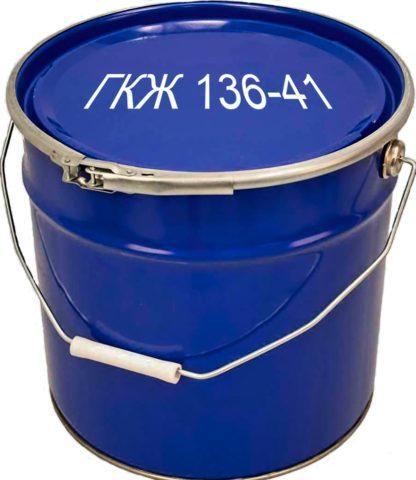 Гидрофобизатор ГЖ 136-41