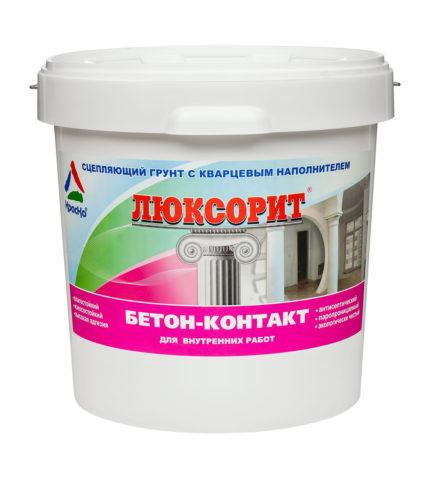 Грунтовка бетоноконтакт акриловая «Люксорит»