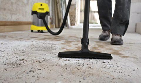 Как класть плитку на бетон – основание должно быть чистым