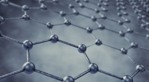 Кристаллическая структура графена