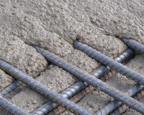 Модифицированный бетон пластичен и не расслаивается