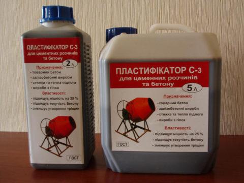 Модифицирующие добавки