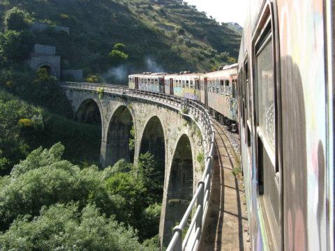 Мост в Калабрии – один из высочайших в Европе