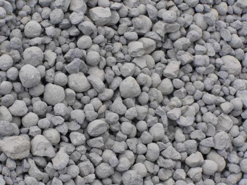 Немолотый цементный клинкер