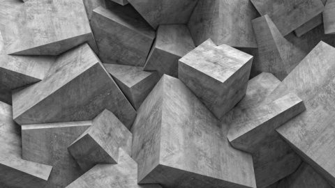 Образцы бетона с графеновым наполнителем
