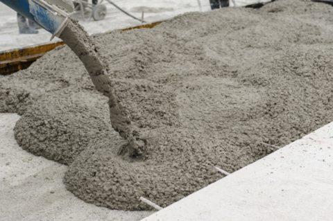 Обычный с виду бетон может содержать в себе неожиданные наполнители