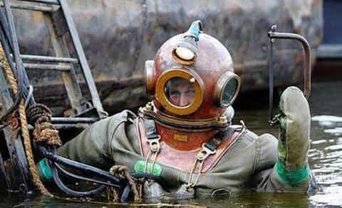 Подводные работы