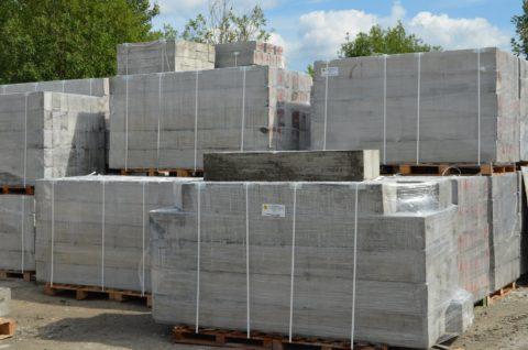 Стеновые блоки из полистиролбетона – к работе готовы