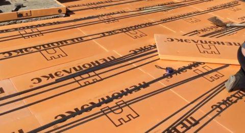 Укладка бетонной плитки своими руками: утепление основания