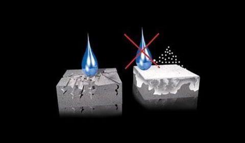 Водонепроницаемый бетон