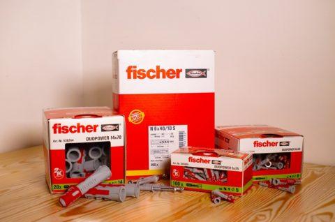 Компания Фишер – признанный лидер в области производства крепежа