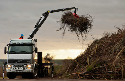 Устройство асфальтобетонных покрытий – погрузка отходов расчистки