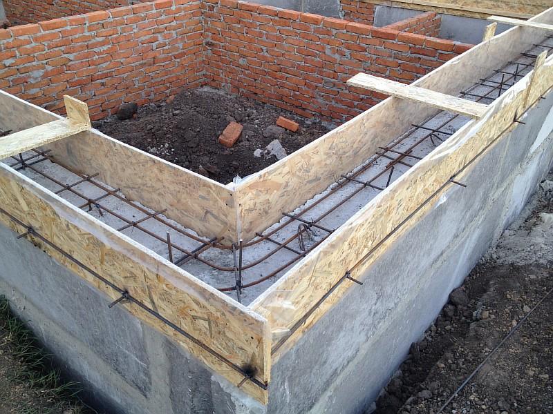 Залить цоколь бетоном бетон лесосибирск купить