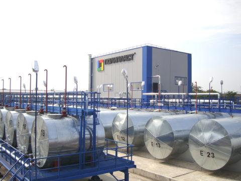 Производственный комплекс ООО «Полипласт-Юг» в Краснодарском крае