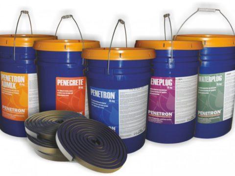 Пропитки для гидроизоляции бетона