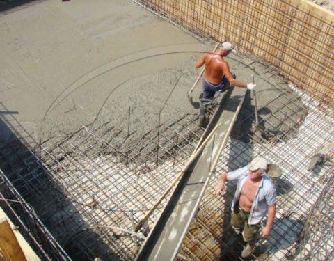 ПВХ пленка для внутренней гидроизоляции чаши бассейна