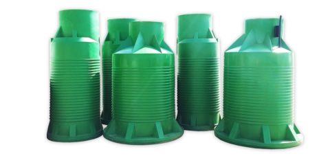 Пластиковые кессоны