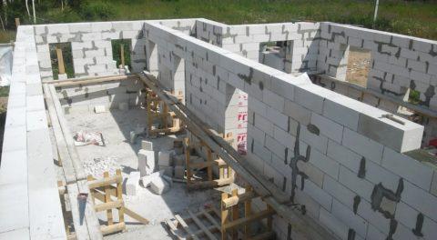 Газоблок – один из лучших материалов для малоэтажного строительства